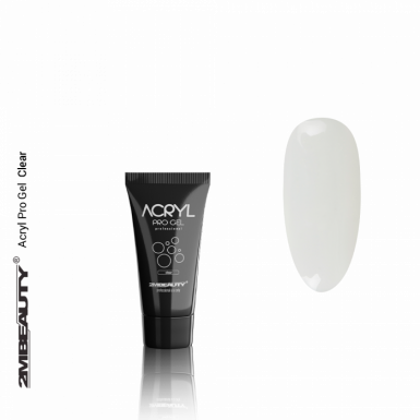 Acryl Pro gel - Clear