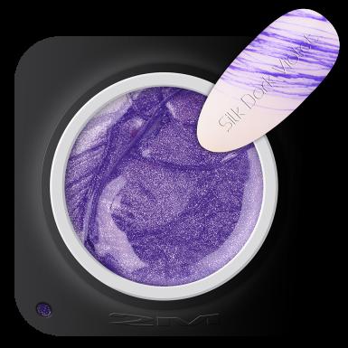 Spider Gel Silk Dark Violet