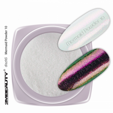 Pigment prah - Mermaid powder 10
