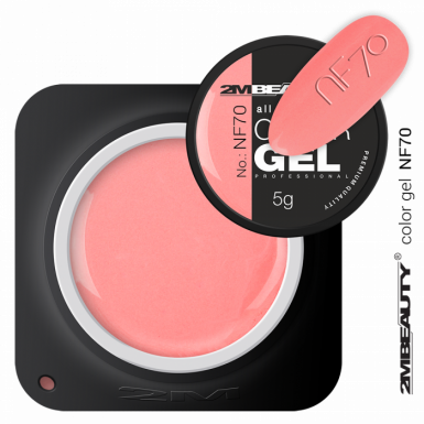 Gel u boji - Nonfix color NF70