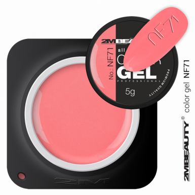 Gel u boji - Nonfix color NF71