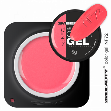 Gel u boji - Nonfix color nf72