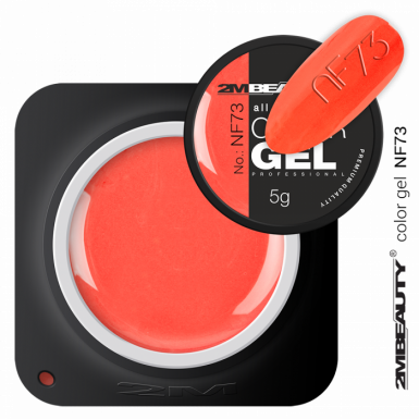 Gel u boji - Nonfix color nf073