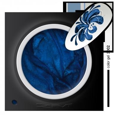 Gel u boji - 3D Blue