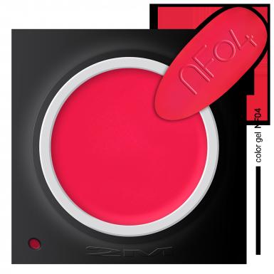 Gel u boji - Nonfix color NF004
