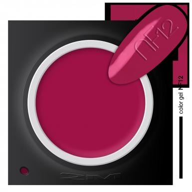 Gel u boji - Nonfix color NF012