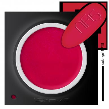 Gel u boji - Nonfix color NF015