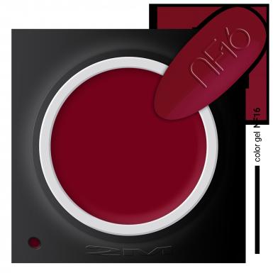 Gel u boji - Nonfix color NF016