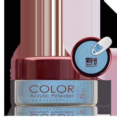 Akril prah u boji - svileni S10