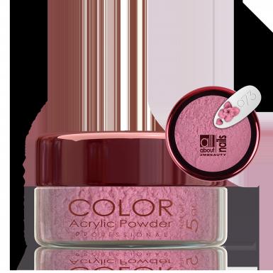 Akril prah u boji - svileni 073