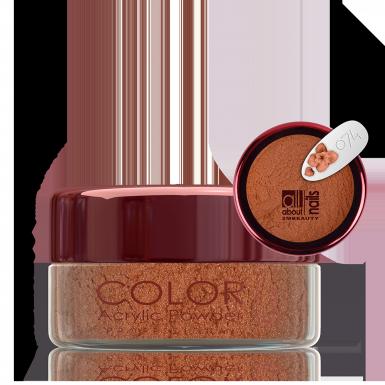 Akril prah u boji - svileni 074