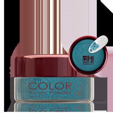 Akril prah u boji - svileni 081