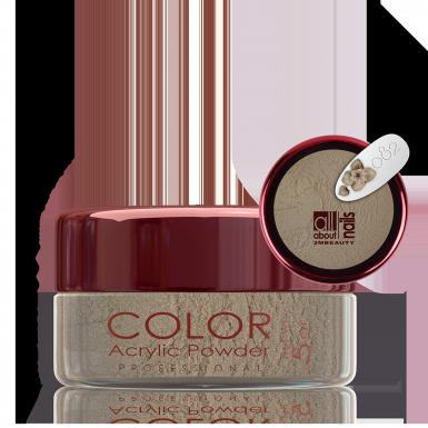 Akril prah u boji - svileni 082