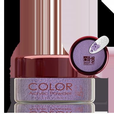 Akril prah u boji - svileni 083
