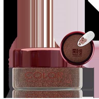 Akril prah u boji - svileni 086