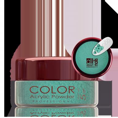 Akril prah u boji - svileni 088