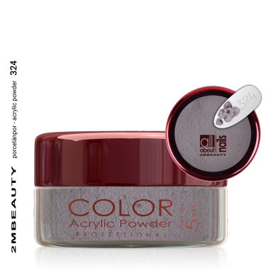 Akril prah u boji - Matt 324