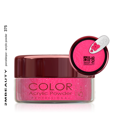 Akril  prah u boji - Neon 375