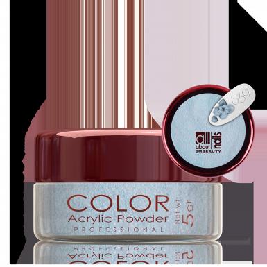 Akril  prah u boji - Sugar effect 639