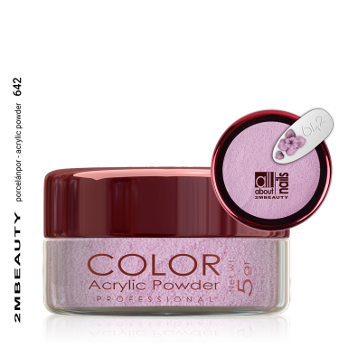 Akril  prah u boji - Sugar effect 642