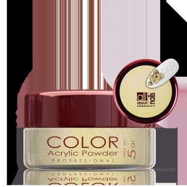 Akril  prah u boji - Sugar effect 646