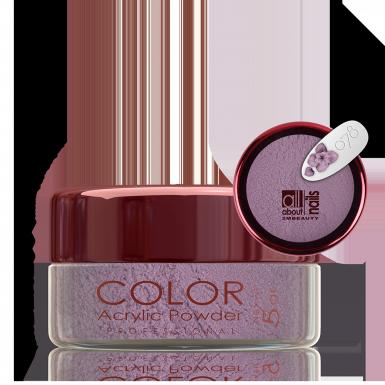 Akril prah u boji - svileni 078