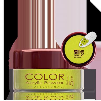 Akril  prah u boji - Neon 049