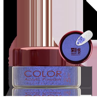 Akril prah u boji - svileni 055