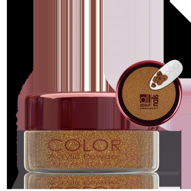 Akril prah u boji - svileni 060