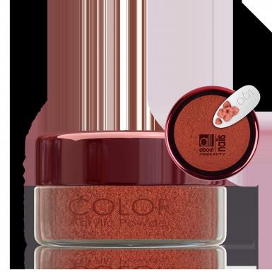 Akril prah u boji - svileni 061