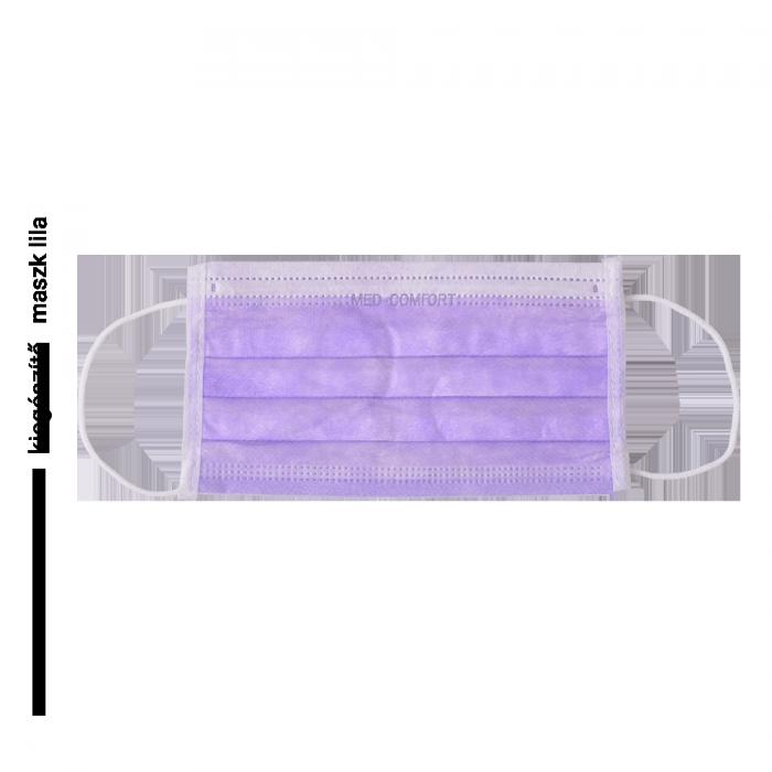 Maska za prašinu - ljubičasta