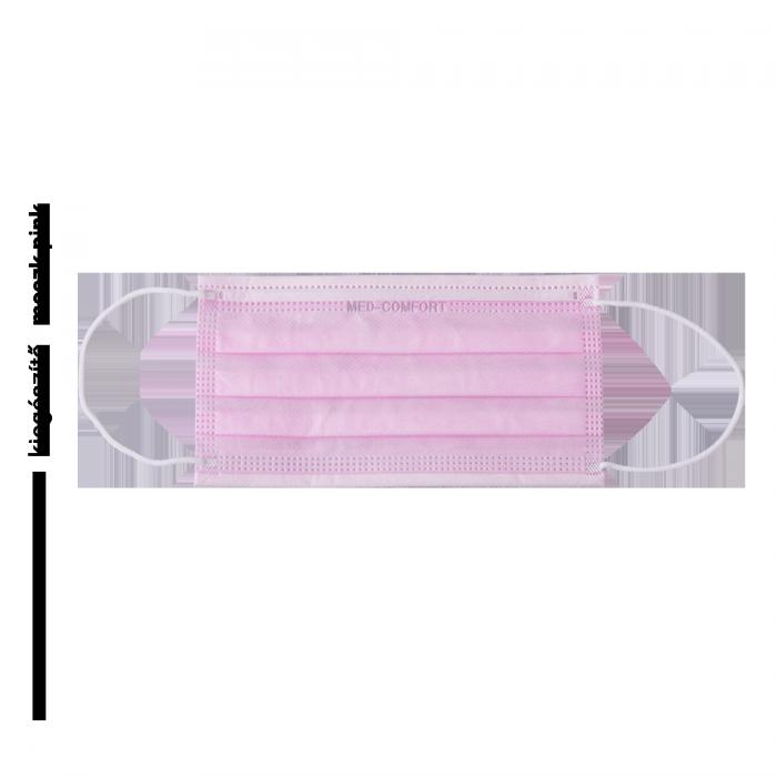 Maska za prašinu - pink